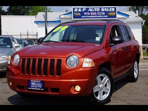 compass jeep 2009 2009 jeep compass 4wd youtube