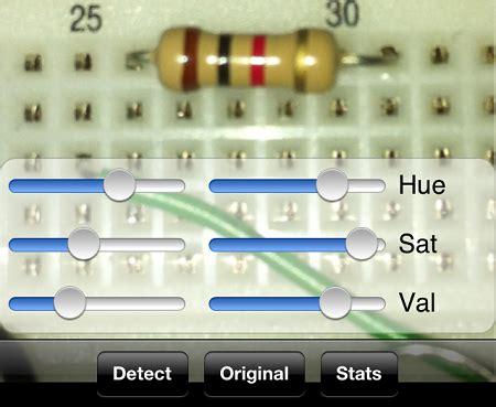 resistor color code bbroygbvgw ohm sense makes sense of resistor color bands hackaday