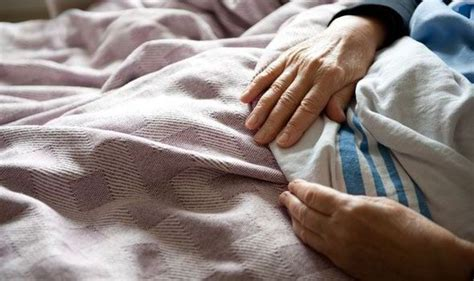 people in bed elderly in hospital bed block scandal health life