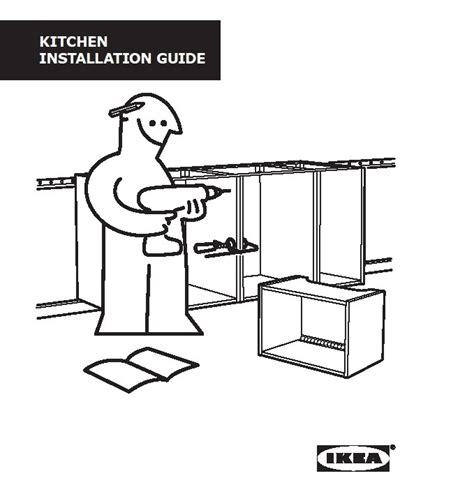 ikea kitchen cabinet installation instructions installing your ikea sektion kitchen tips and tricks