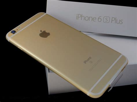 Iphone 6s 64gb Gold Dan Gold new apple iphone 6s plus 64gb white gold secondhand my