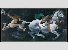 Alexander Goudie's Tam O Shanter Awesome Pictures Of Werewolves