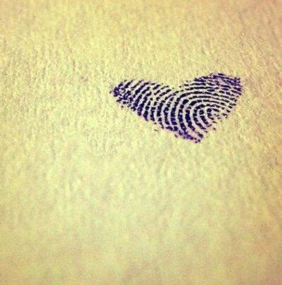fingerprints tattoo awesome tattoo pics tattoo hear if your loved ones