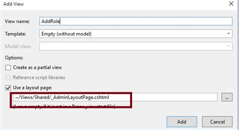 change layout in view mvc change layout page dynamically in asp net mvc 5