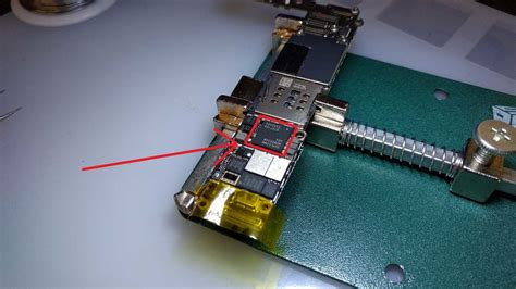 iphone 6 stuck searching no service micro soldering repairs