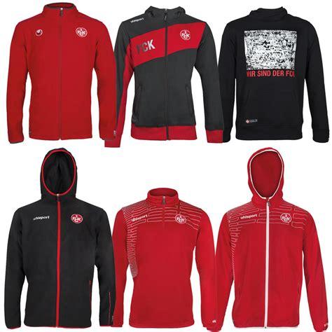 Sweatshirt Fck 1 fc kaiserslautern uhlsport sweatshirt trainingsjacke