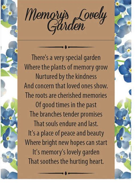 Garden Sayings For Funerals Best 25 Memorial Messages Ideas On Memorial