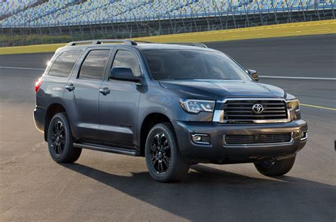 02 Toyota Sequoia Toyota To Update On Frame Models Considers Hybrid