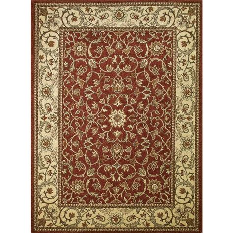 flora rug concord global trading chester flora 5 ft 3 in x 7 ft 3 in area rug 97305 the home depot