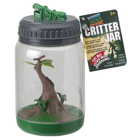 Backyard Exploration Critter Critter Jar Outdoor Adventure Gear By Backyard Safari