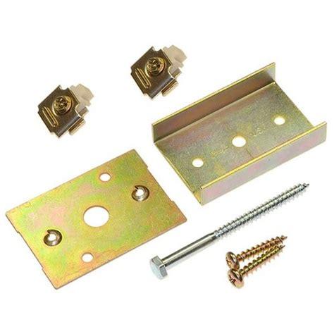 Pocket Door Hardware Kit by Johnson Hardware 1500 Series Pocket Door Coverging Door