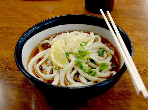 Udon Jepang Japanese Udon udon big noodles food republic