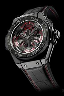 Hublot Watches Hublot King Power Unico Gmt Extravaganzi