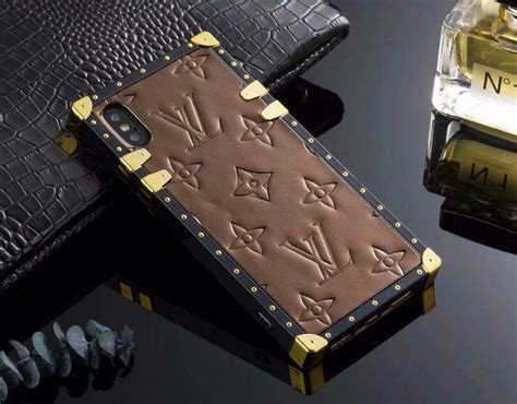 new louis vuitton lv leather for iphone x xs xs max xr iphone 8 8plus 7 7p china