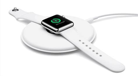 apple wireless charger apple s new magnetic charging dock for apple watch