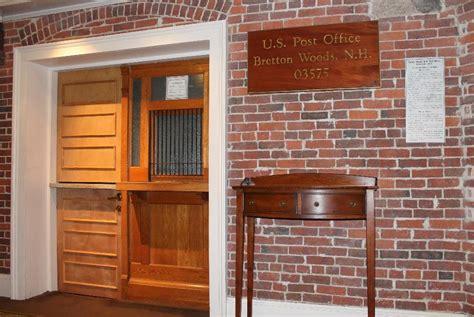 Mt Washington Post Office by Mount Washington Hotel