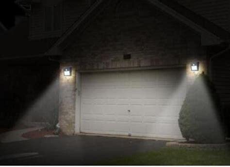 bright solar wall lights promotion16 led bright solar sensor outdoor wall