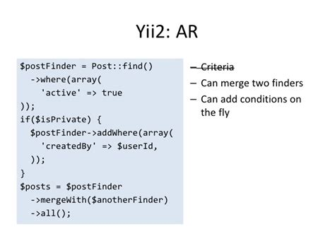 yii2 public layout yiiconf 2012 alexander makarov yii2 what s new