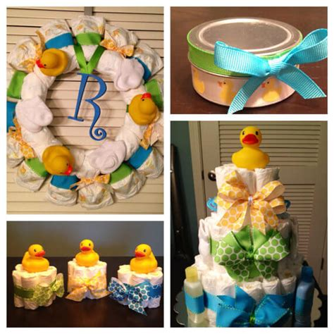 Rubber Duck Baby Shower Decorations by Rubber Ducky Baby Shower Ideas Cake And Baby