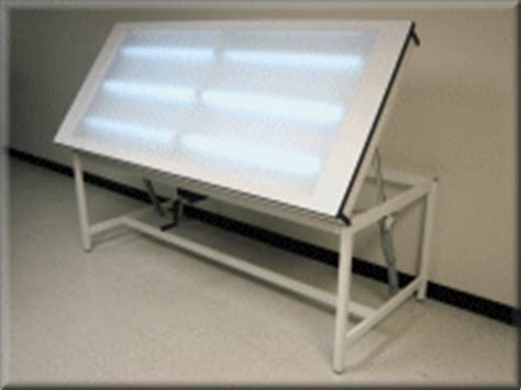 Light Up Drafting Table Light Tables Light Table For Drawing Drafting
