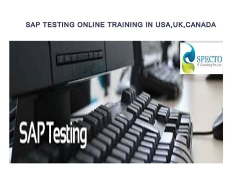 online tutorial in usa sap testing online training in usa uk canada
