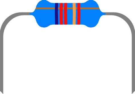 resistor pictures free resistor 1 clip at clker vector clip royalty free domain