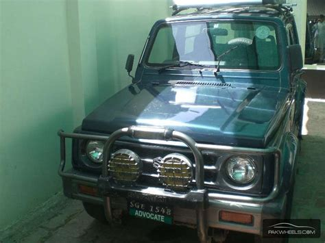 Suzuki Jimny 1986 Suzuki Jimny Land Venture 1986 For Sale In Multan