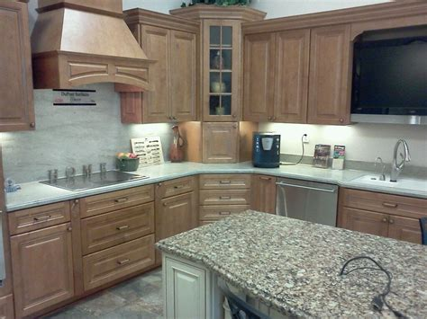 Kraftmaid Countertops by Ruth Zavala S Colors Kitchen Mart Inc Showroom