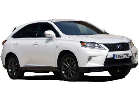Lexus Rx Suv Prices Specifications Carbuyer