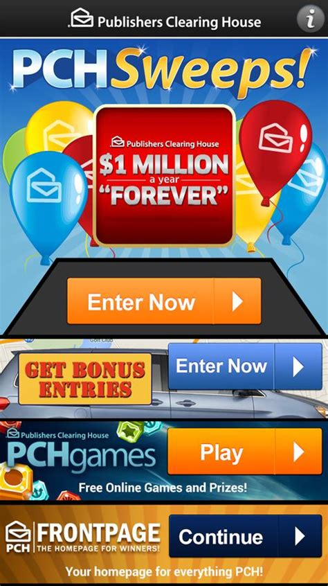 Pch Search And Win App - pch sweeps android apps on google play