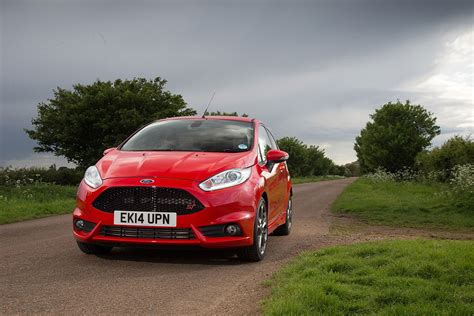Cars St ford st 2015 term test review by car magazine