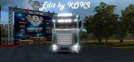 Vivo V3 Custom Hp kenworth k100 ets2 1 26 truck simulator 2 mods 2017