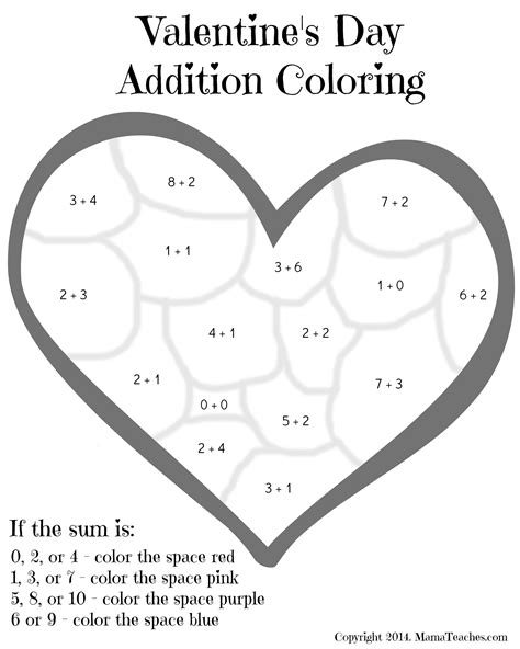 coloring book lyrics no problem s day addition coloring sheet printable