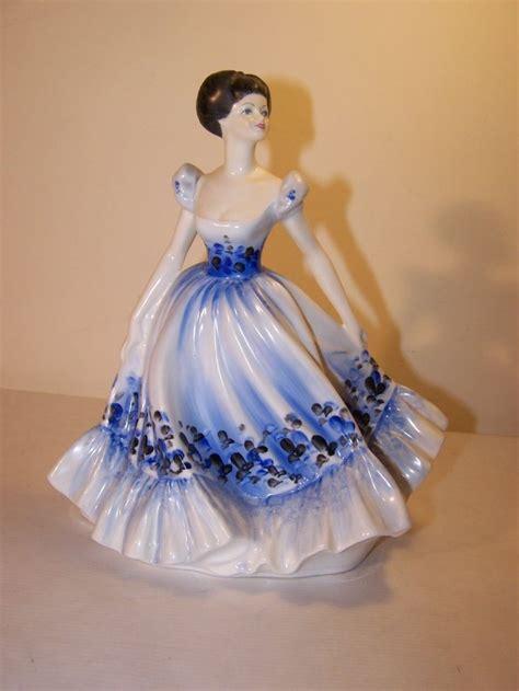 porcelain doll figurines coalport of fashion figurine maureen porcelain