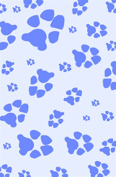 Background Clipart Paw Print Pencil And In Color Background Clipart Paw Print Paw Print Powerpoint Template