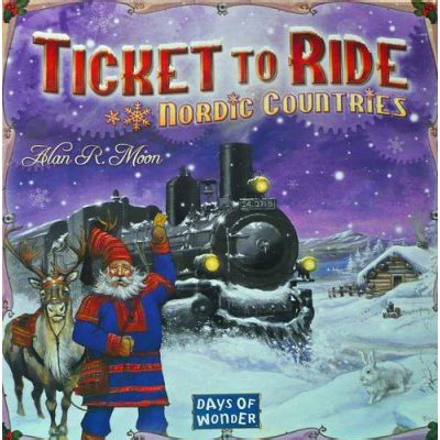 ticket to ride testo www uplay it ticket to ride nordic countries edizione