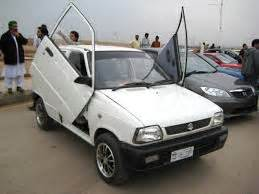 Suzuki Mehran Decoration Suzuki Mehran The Most Popular Car In Pakistan