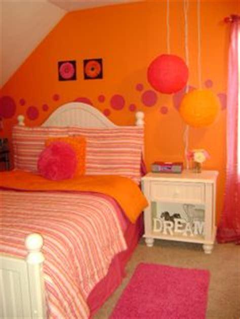 orange and pink bedroom ideas 1000 images about girl bedroom ideas on pinterest teenage girl bedrooms orange
