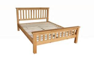Bed Frames Buy Newark Pine Bedframe Solid Pine Bedroom Furniture
