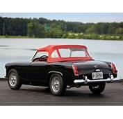 1963 Austin Healey Sprite MkII Convertible Classic G