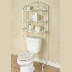 aldabella creamy gold bathroom space saver
