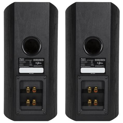 pioneer 4 bookshelf speakers 28 images 27 best images