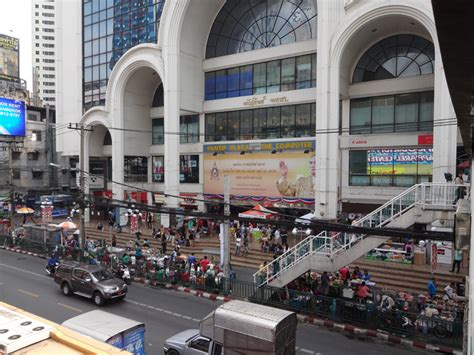 A Place Pantip Pantip Shopping Plaza In Bangkok What To Do Thailand Pictures