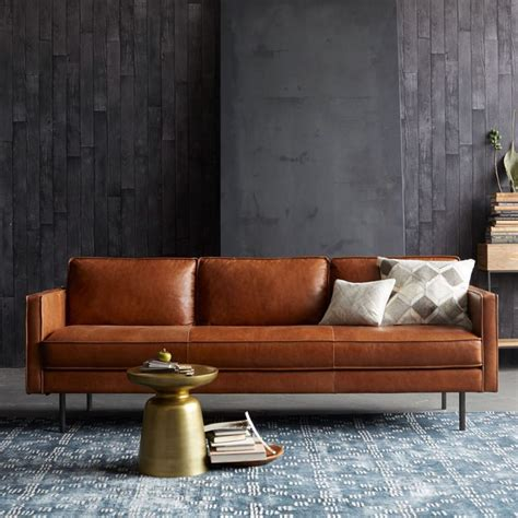 west elm henry sofa review west elm henry review tag west elm leather couch