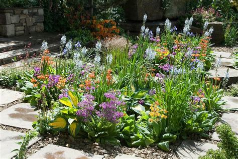 Easy And Simple Flower Garden Ideas Simple Flower Gardens
