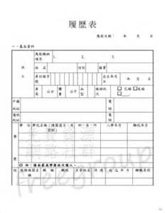 Curriculum Vitae Sample by