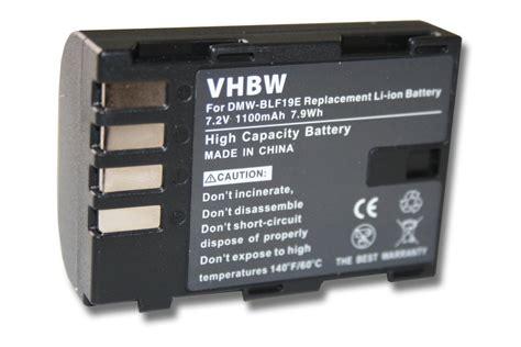 Baterai Panasonic Dmw Blf19 panasonic foto bat 233 rie fotoapara