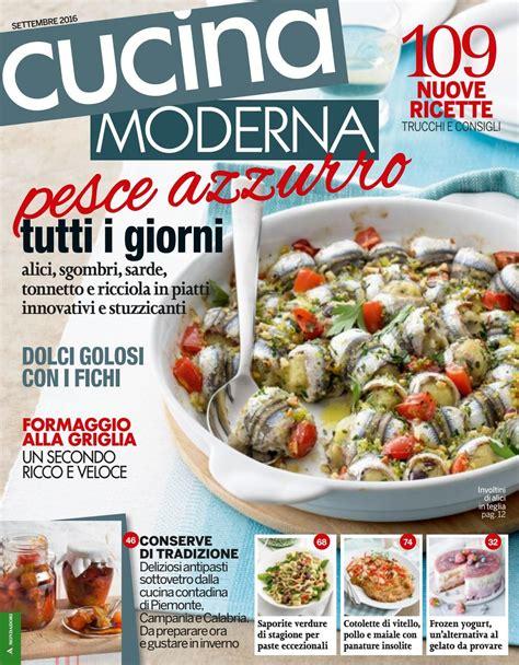 cucina moderna giornale cucina moderna settembre 2016 ma cucina moderna