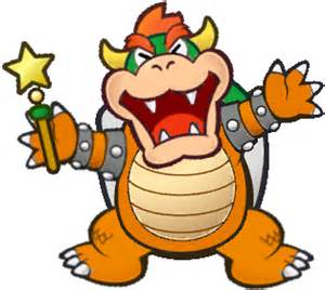 A Raging Essay by Raging Paper Bowser By Asuperluigifan On Deviantart