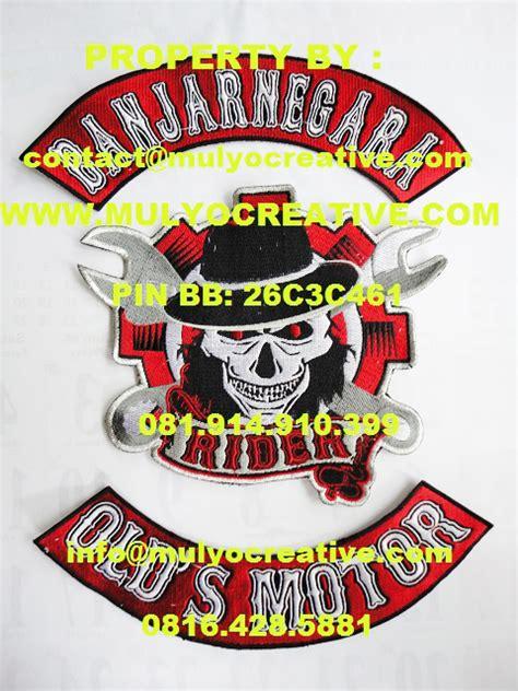Bordir Logo Sekolah Pesan Logo Bordir Bordir Lencana Bordir Badge Bordir